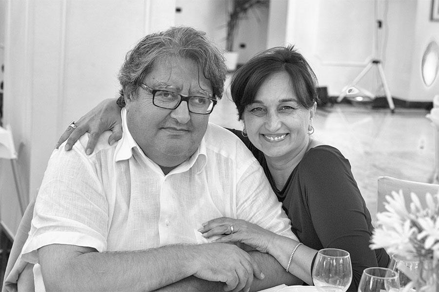 Piero e Maria Teresa Verlingieri