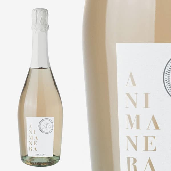 Prodotto Animanera Sannio Spumante Extra Dry DOC