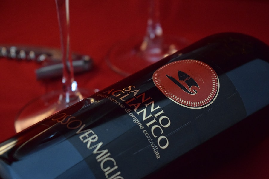 Sannio Aglianico DOC Best in Show Decanter 2017