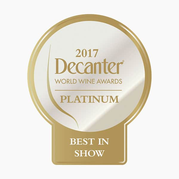 Decanter 2017 Best In Show